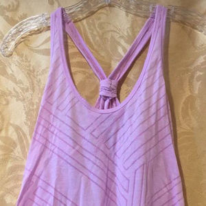 OLD NAVY Pink Back-knot Tank Top, Youth XS
